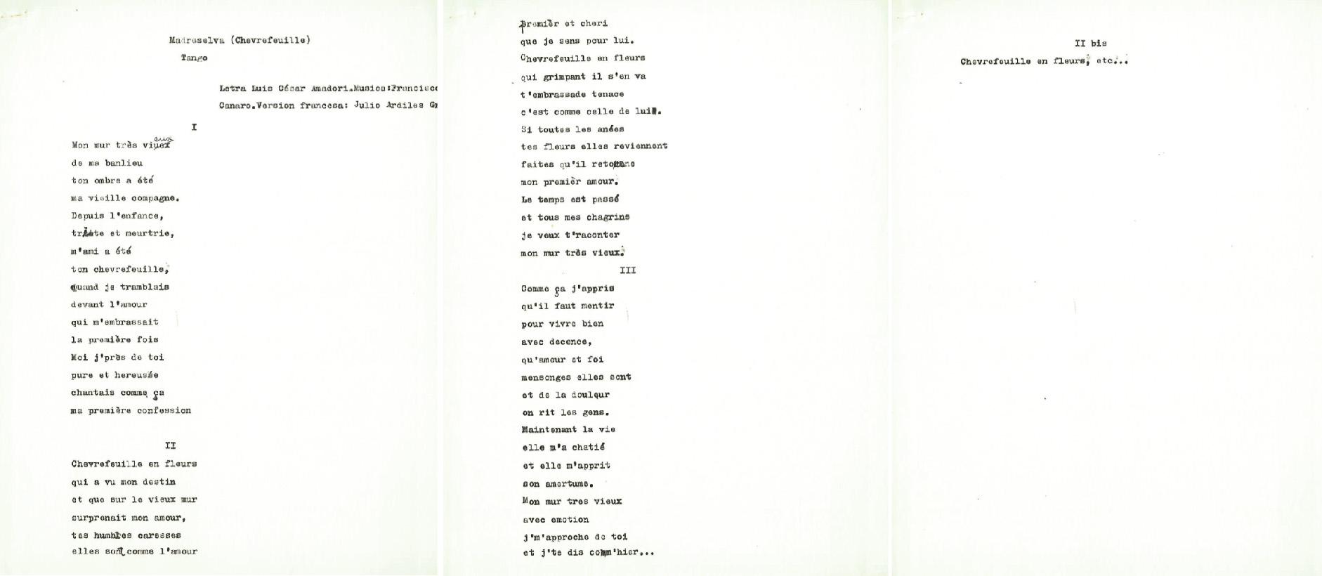 Traducciones Julio Ardiles Gray