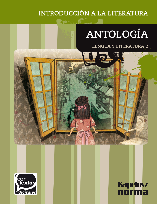 Tapa Antología
