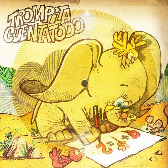 Tropita Cuentatodo - Tapa